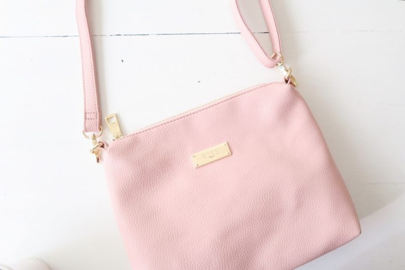 Blush BCBG Purse for On The Go!