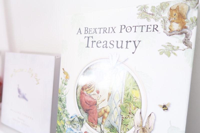 Beatrix Potter Childrens Story Book - Treasury