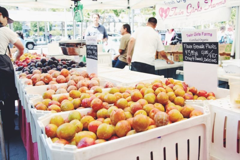 Farmer's Market at Ferry Building - San Francisco - The Casual Free Blog