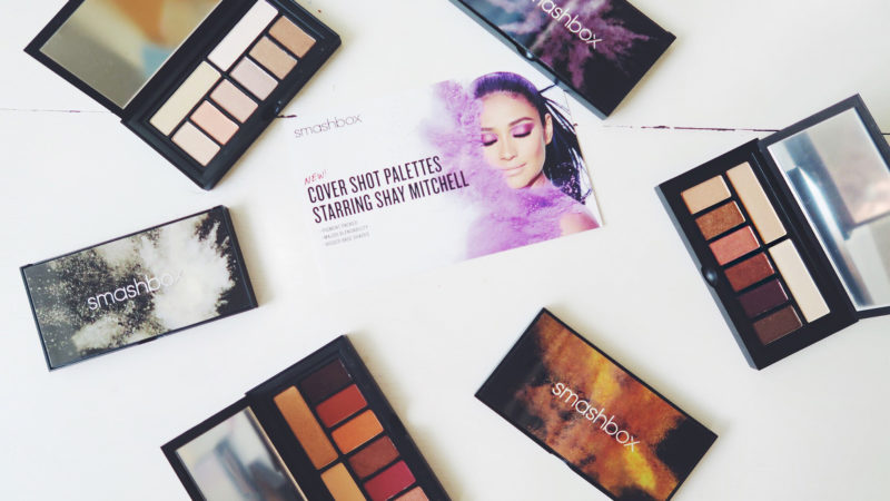 Smashbox Cover Shot Palettes - Review