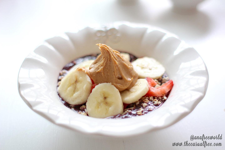 Acai Fruit Bowl – Easy Summer Recipe!