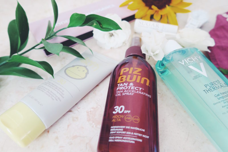 PIZ BUIN Sunscreen Oil - thecasualfree.com