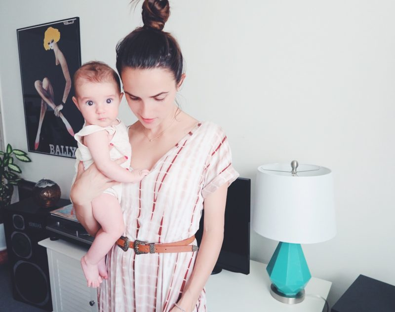 5 Things I Didn't Expect Becoming a First-Time Mom - thecasualfree.com