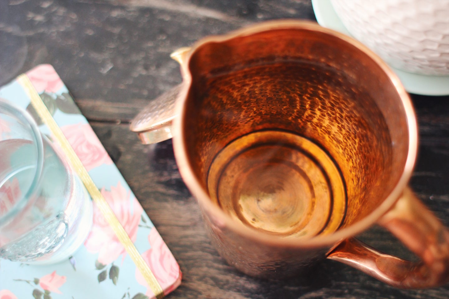 Shantiva Copper Water Pitcher has great health benefits! - thecasualfree.com