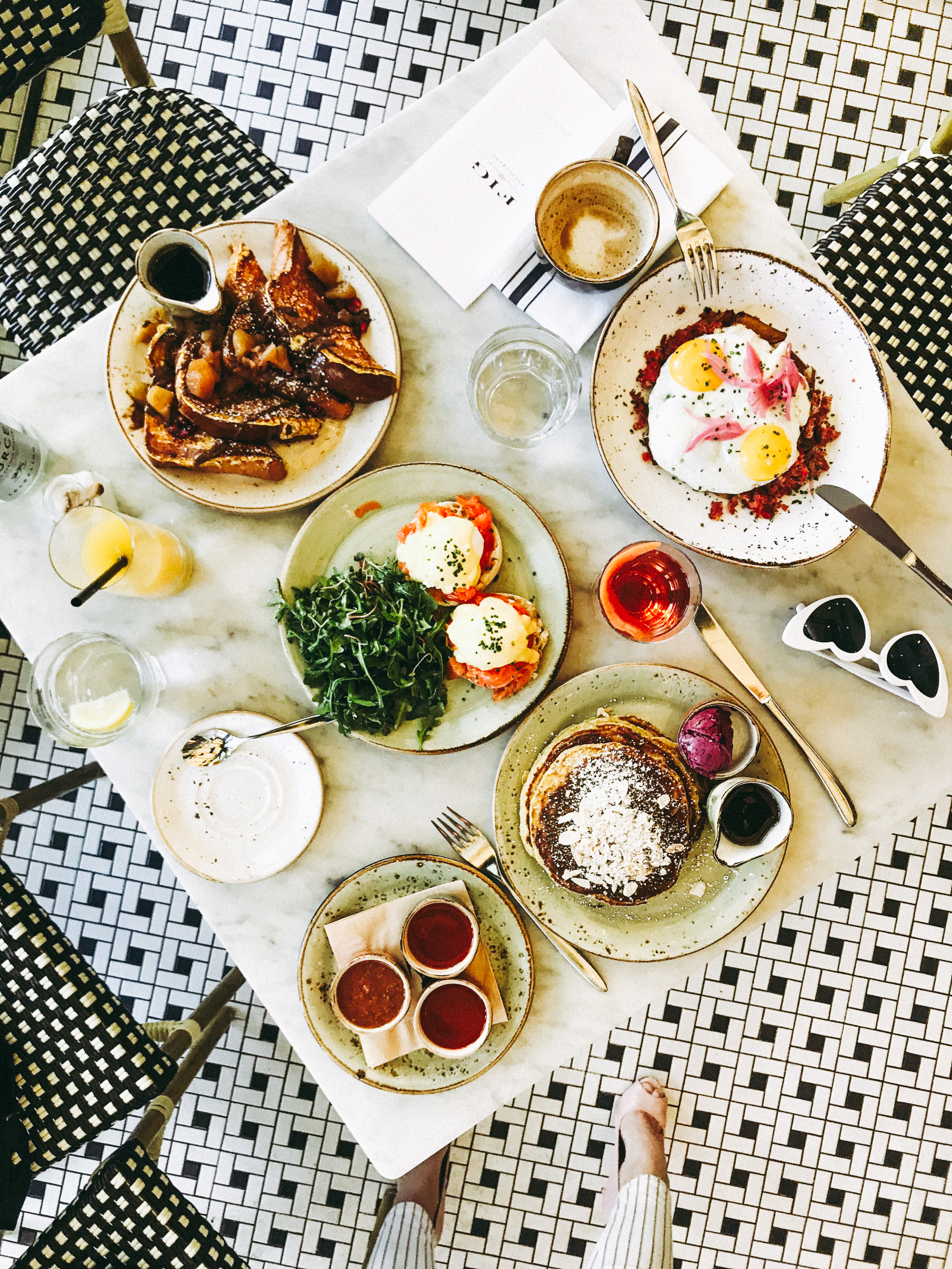 Where To Eat: Brunch at Fig Restaurant, Santa Monica   Review