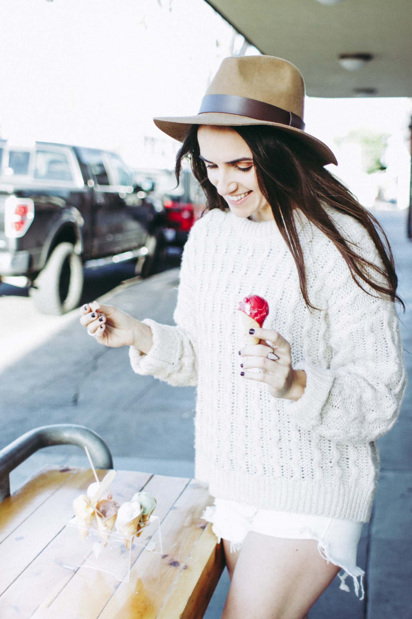 North Park Hammonds Gourmet Icecream, San Diego – Ana Free