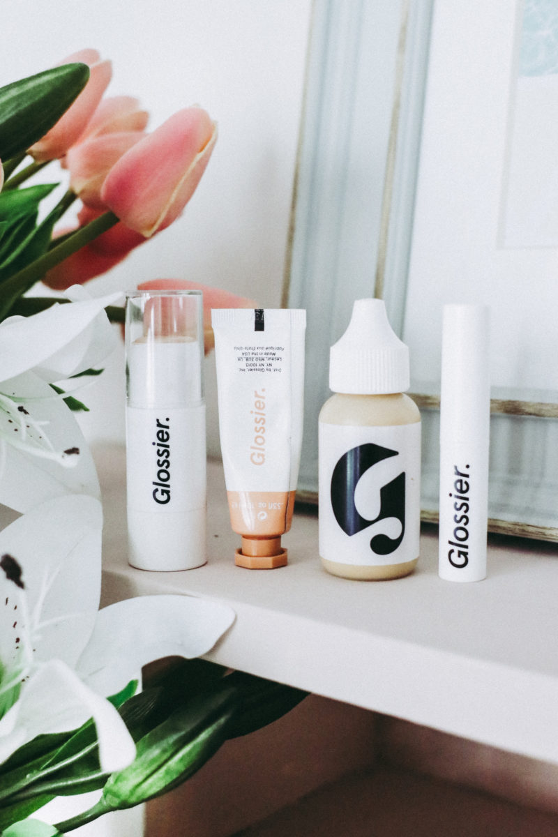 Glossier Makeup Review Video - by thecasualfree.com
