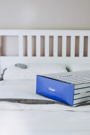 The Casual Free: 5 Ways To Get More Sleep With A Toddler - Casper Pillows