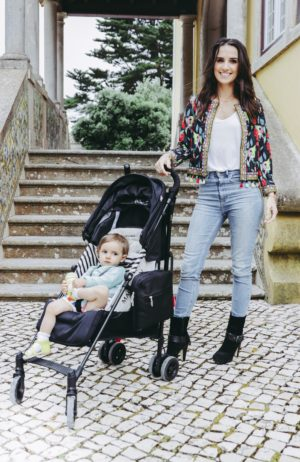 Why You Need A Lightweight Stroller In Your Life - Mom and Baby Maclaren Quest stroller - thecasualfree.com