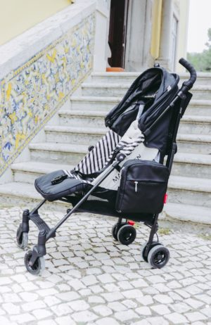 Why You Need A Lightweight Stroller In Your Life - Review Maclaren Quest stroller - thecasualfree.com