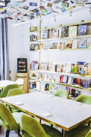 A Perfect Day In Palermo, Buenos Aires - Casa Cavia Library - thecasualfree.com