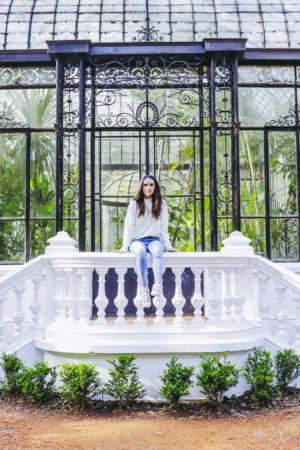 A Perfect Day In Palermo, Buenos Aires - Botanical Gardens, Winter House, Palermo - thecasualfree.com