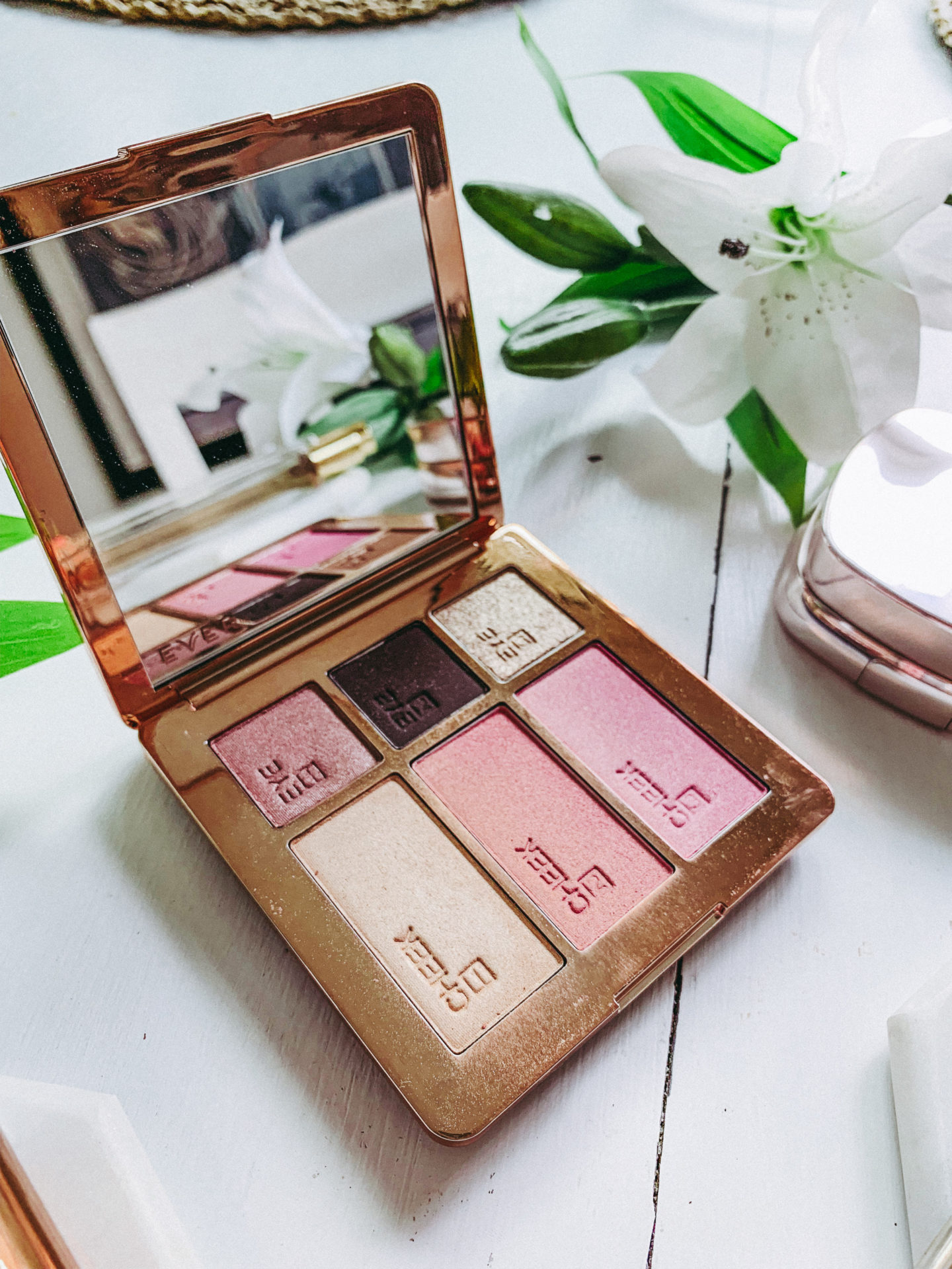 Latest Beauty Favorites - Ever Holiday Out The Door Palette - thecasualfree.com