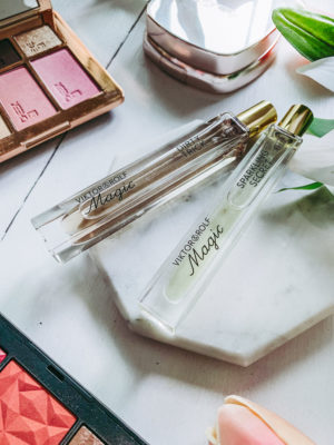 Latest Luxury Beauty Favorites - Viktor and Rolf Magic Perfumes - thecasualfree.com