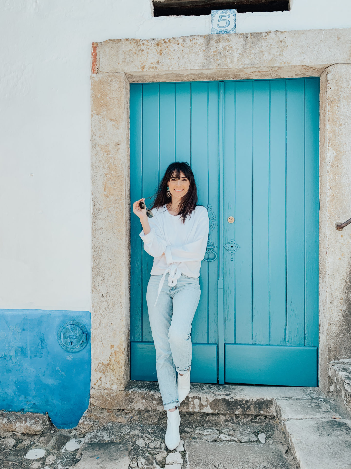 A Day In Óbidos, Portugal - Ana Free - thecasualfree.com