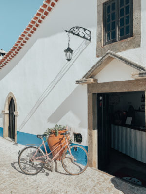 A Day In Óbidos, Portugal - Jamon Jamon Restaurant - thecasualfree.com
