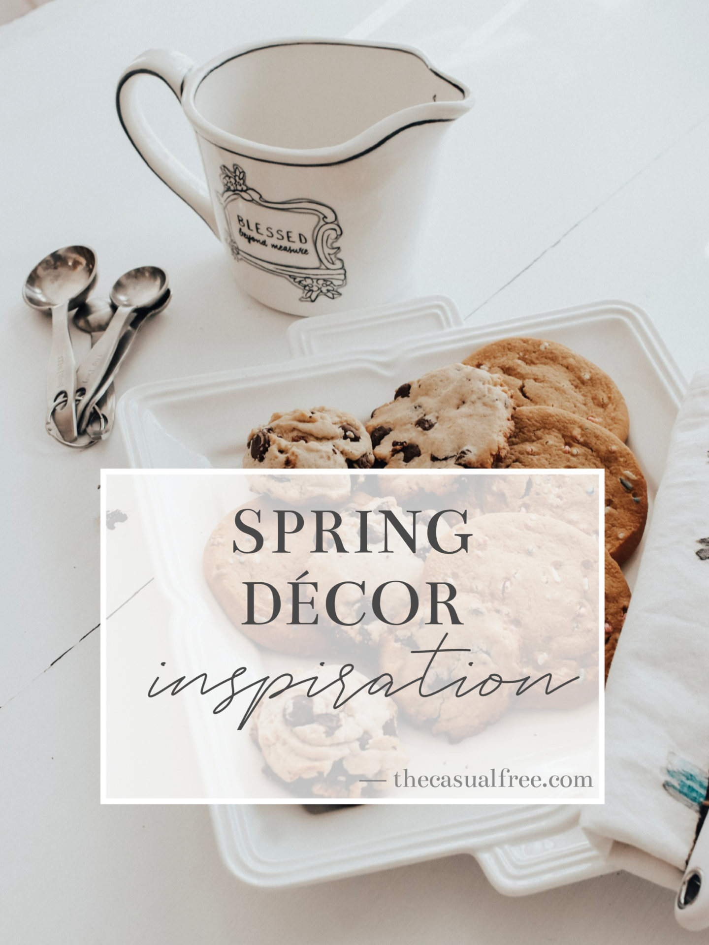 Spring Decor Inspiration: Farmhouse Accents - Stage Stores Home Decor - thecasualfree.com