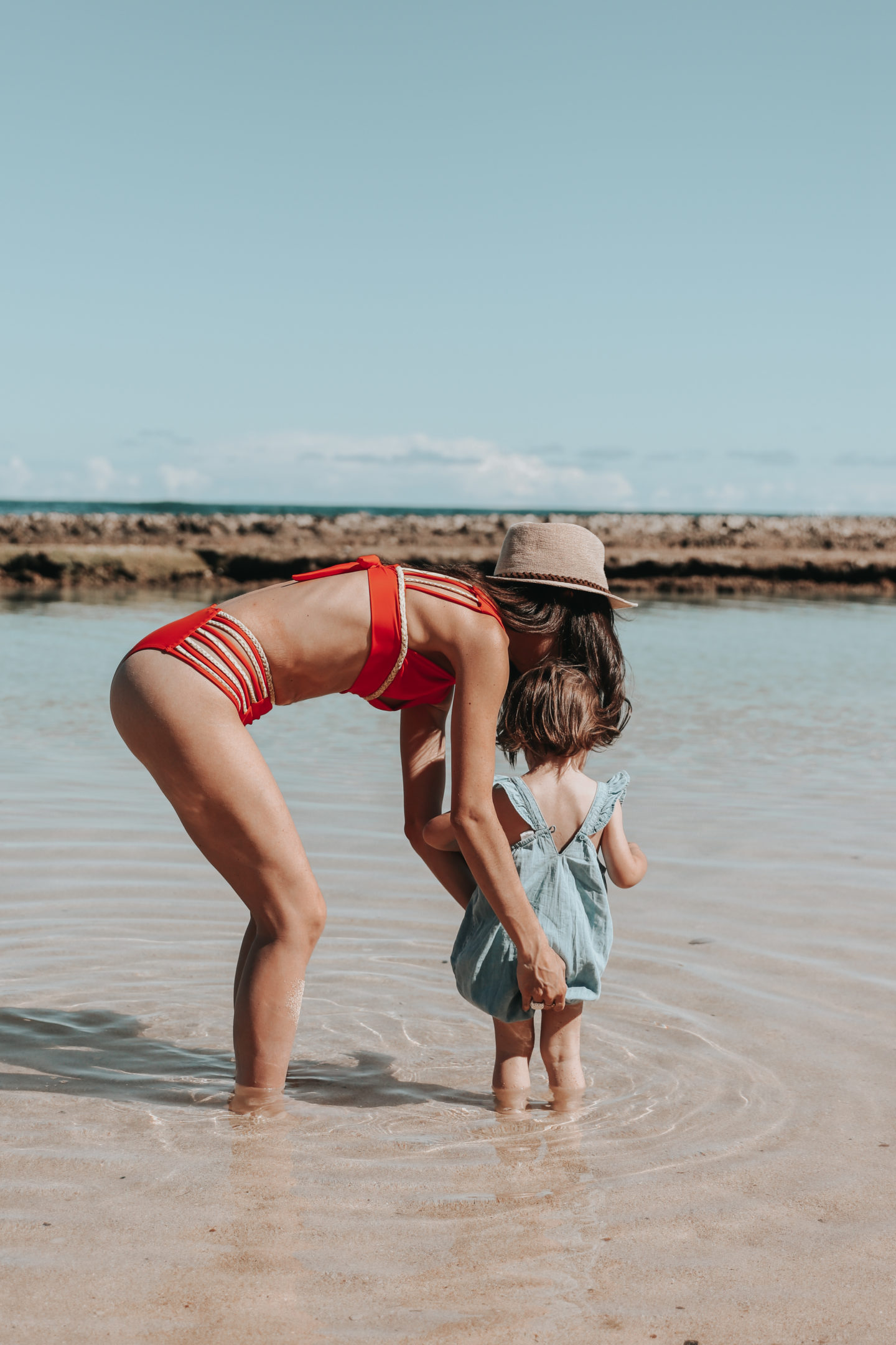 Travel Diary: Maui, Hawaii - Baby Beach - www.thecasualfree.com