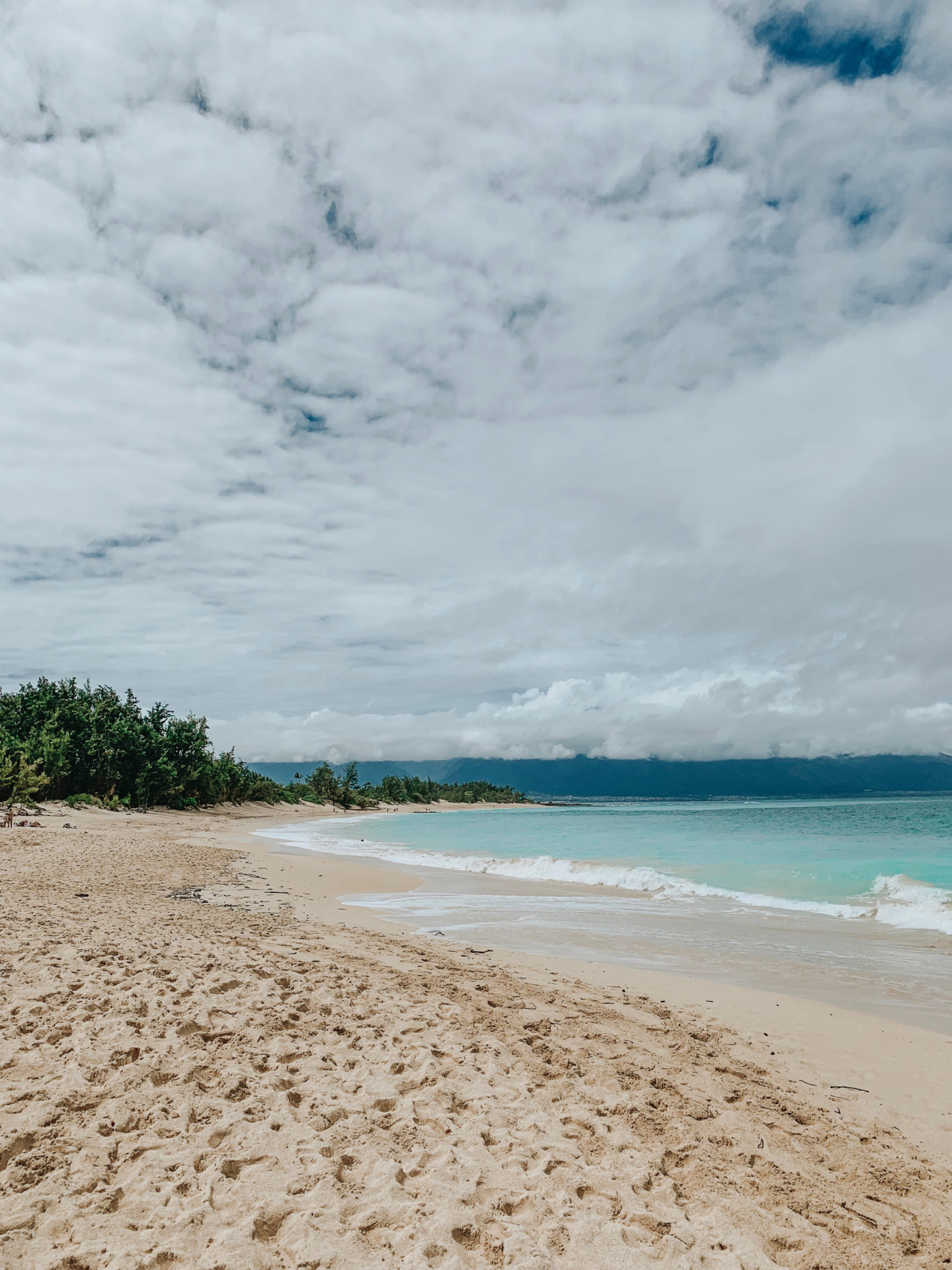 Travel Diary: Maui, Hawaii - Baldwin Park Beach - www.thecasualfree.com