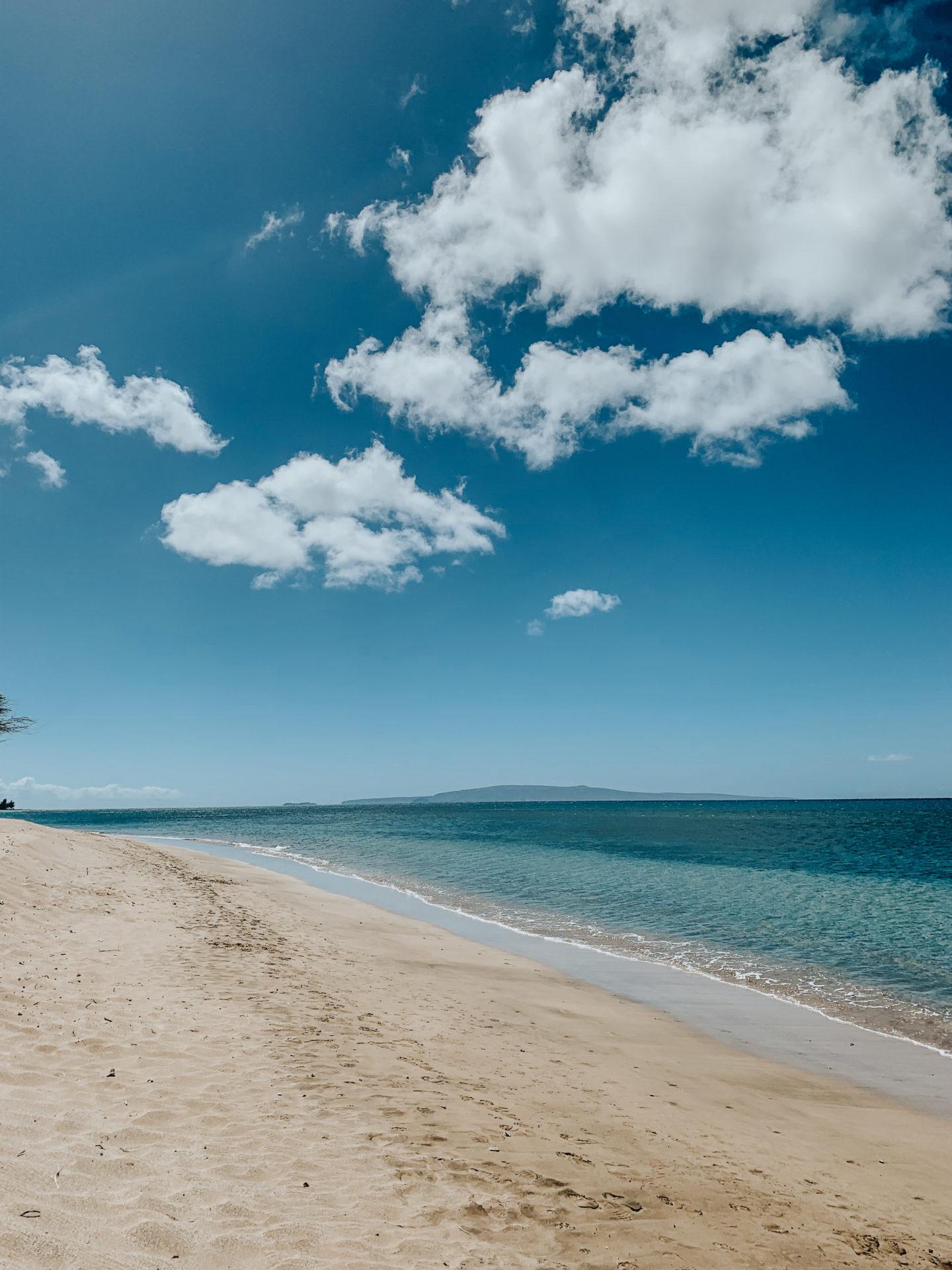 Travel Diary: Maui, Hawaii - Kihei Beaches - www.thecasualfree.com