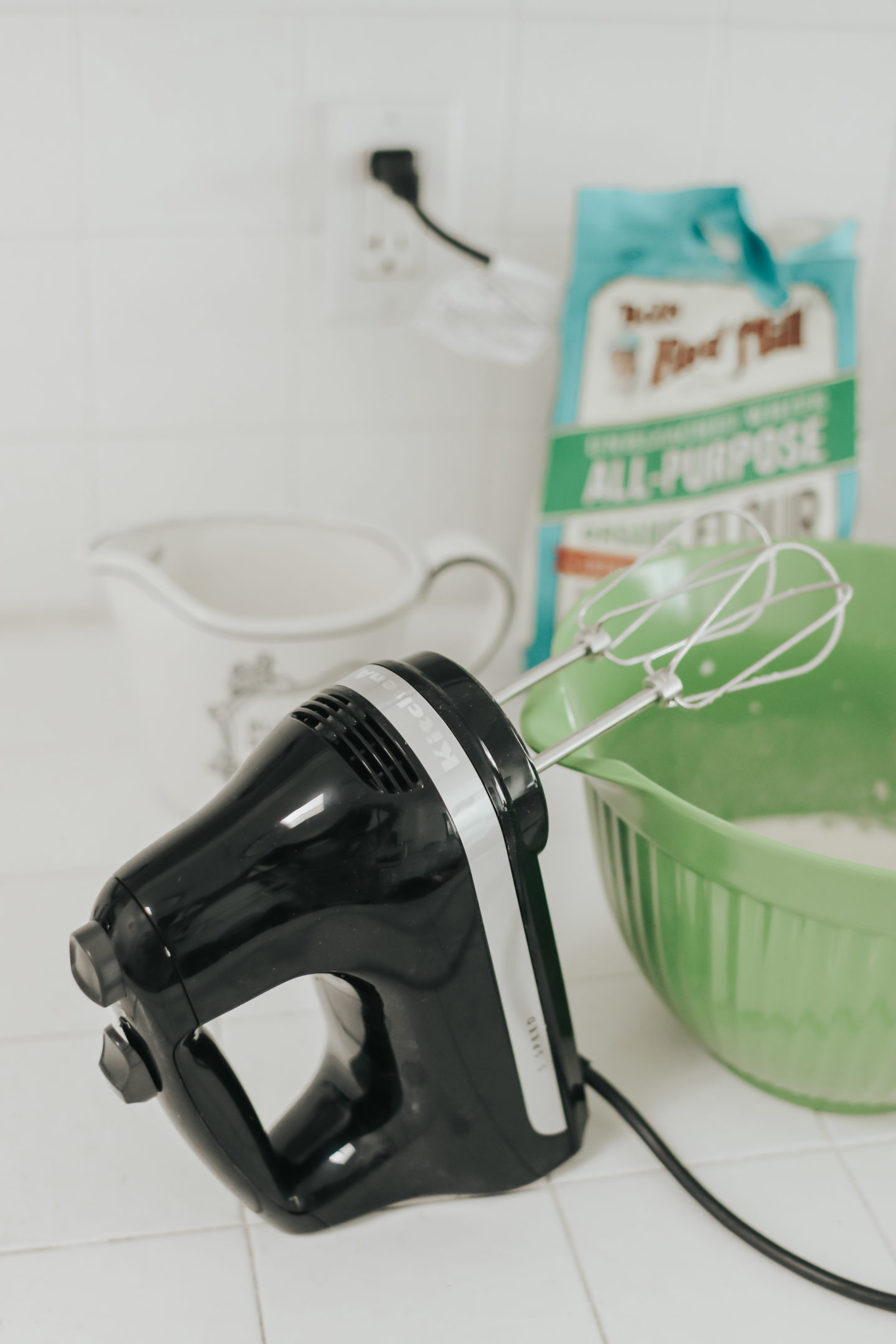 3 Fun Mommy and Daughter Moments - Kitchen Aid 5 Speed Hand Mixer - thecasualfree.com