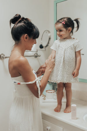 3 Fun Mommy and Daughter Moments - Grace by Philosophy Perfume - thecasualfree.com