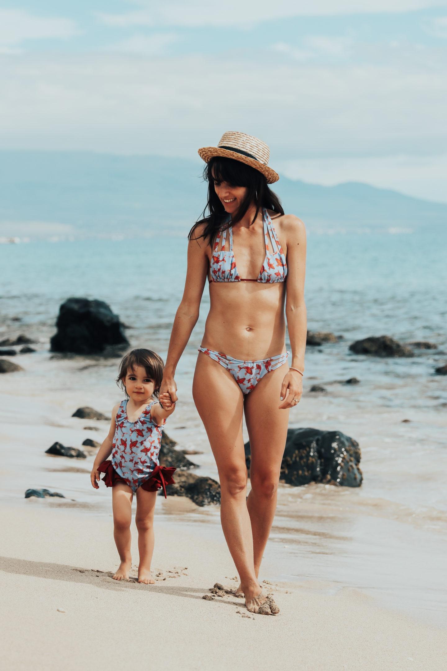 Travel Diary: Maui, Hawaii - Olowalu Beach - www.thecasualfree.com