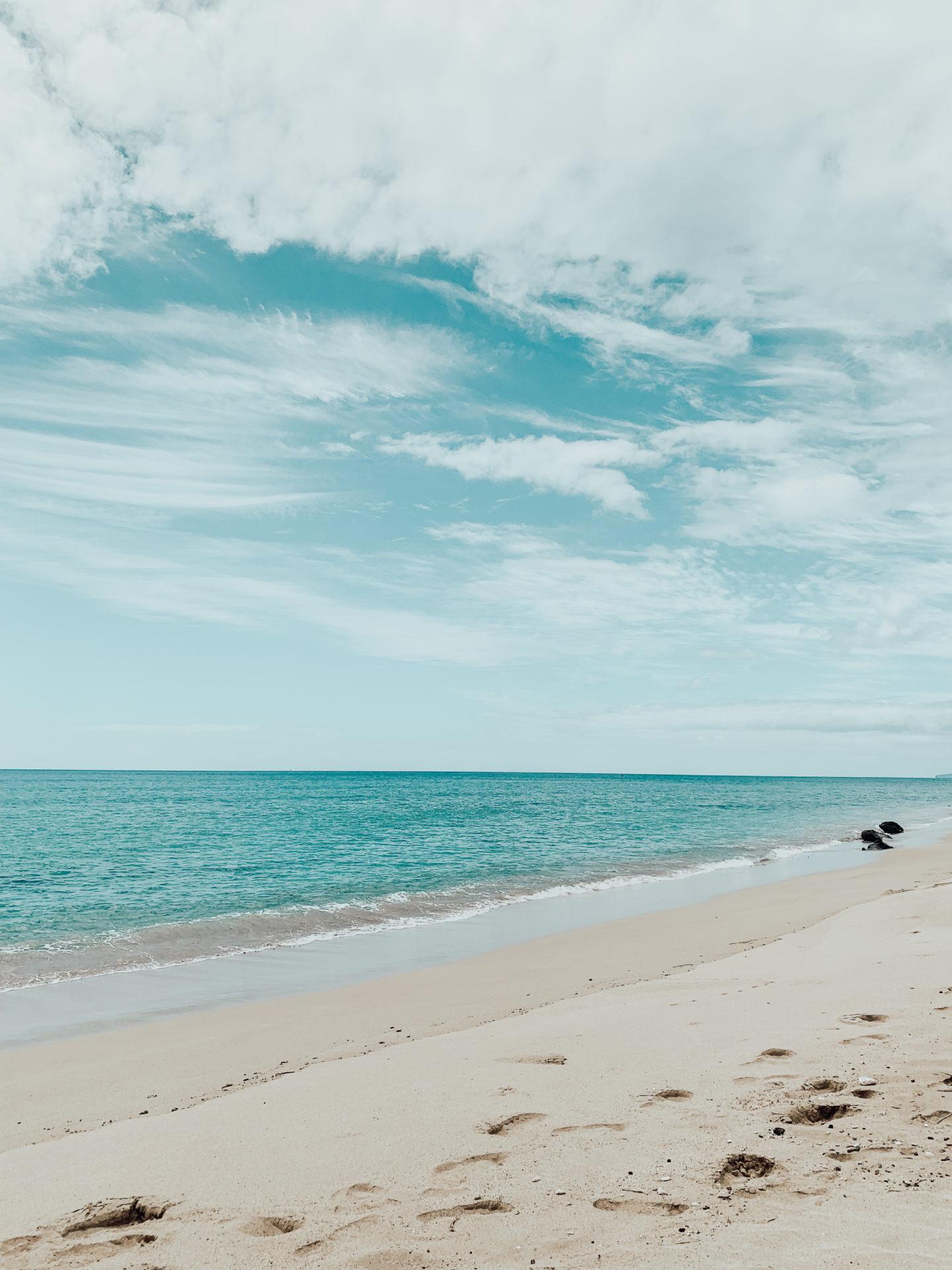 Travel Diary: Maui, Hawaii - Olowalu Deserted Beach - www.thecasualfree.com