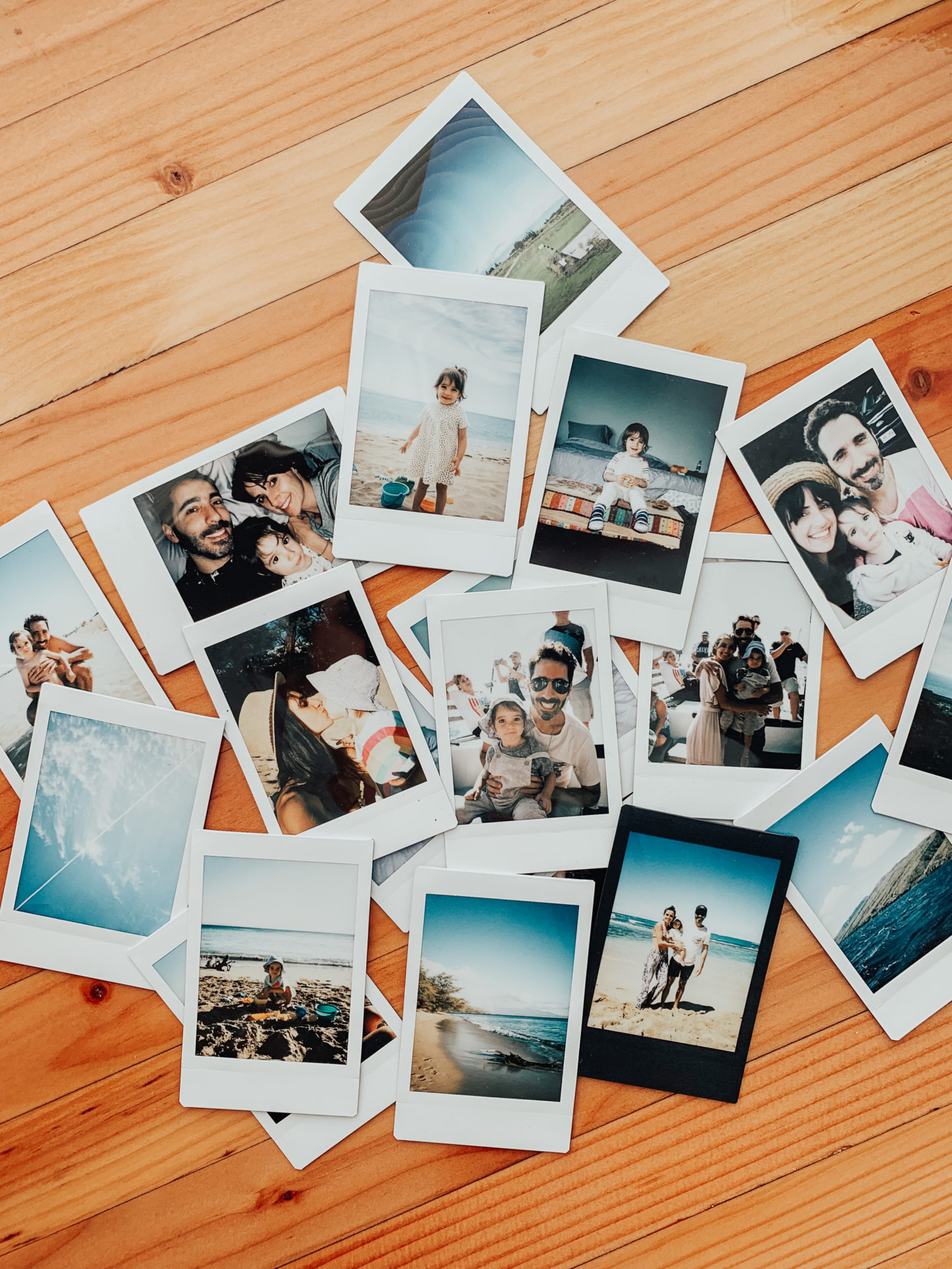 Travel Diary: Maui, Hawaii - Fujifilm Polaroids - www.thecasualfree.com