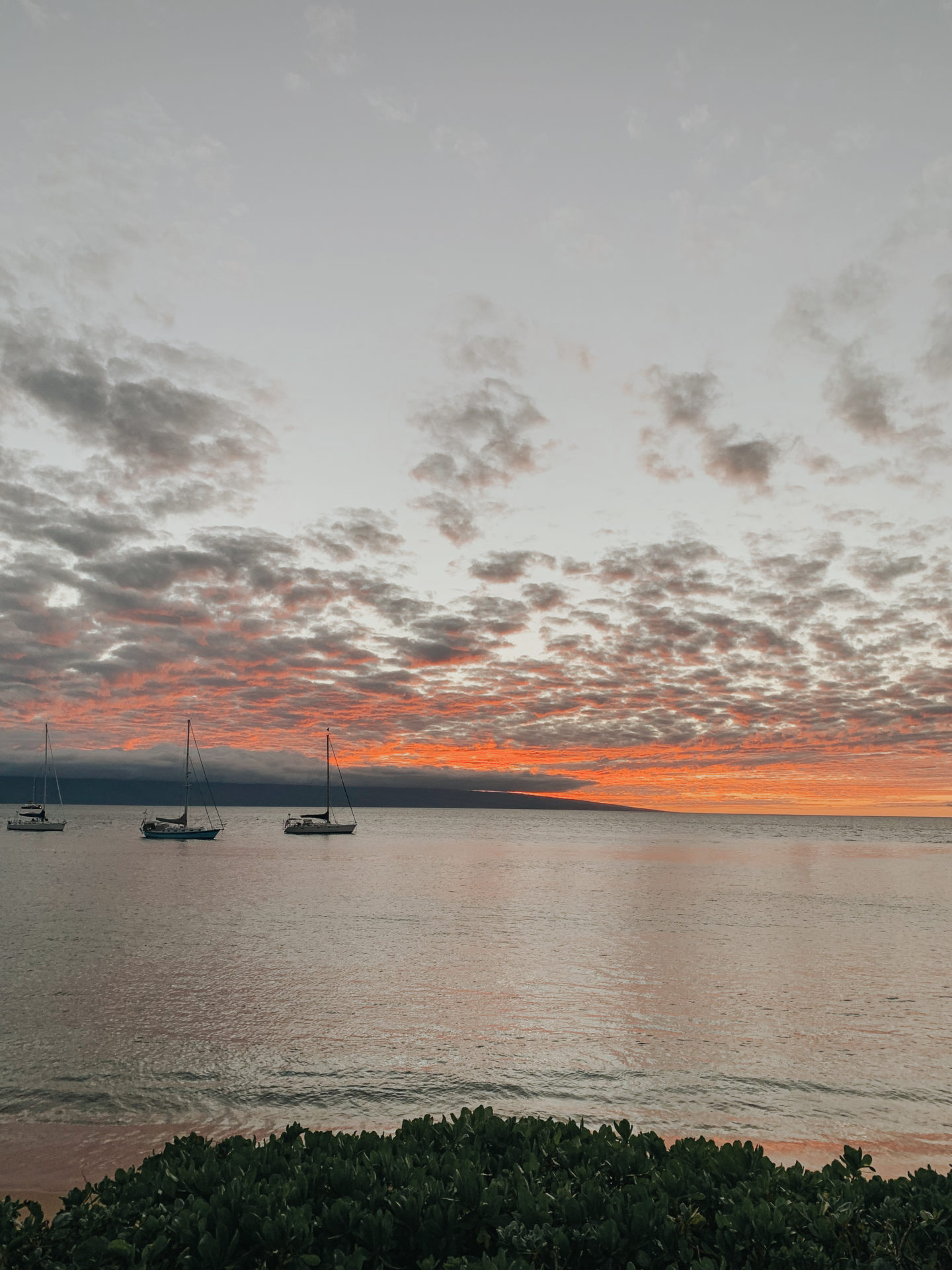 Travel Diary: Maui, Hawaii - Sunset, Lahaina - www.thecasualfree.com