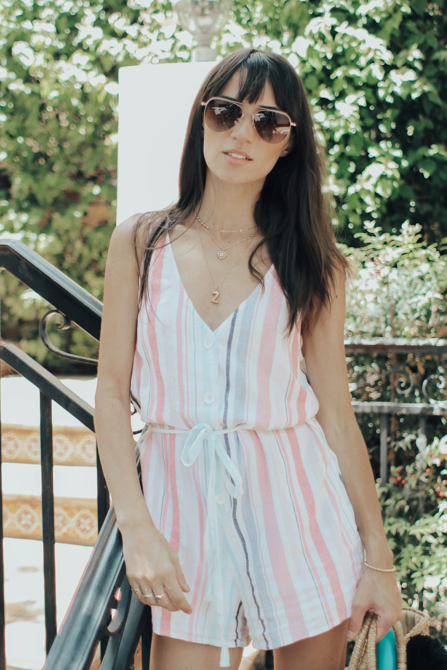 Babbleboxx - Zenni Rose Gold Aviator Sunglasses Fashion - thecasualfree.com