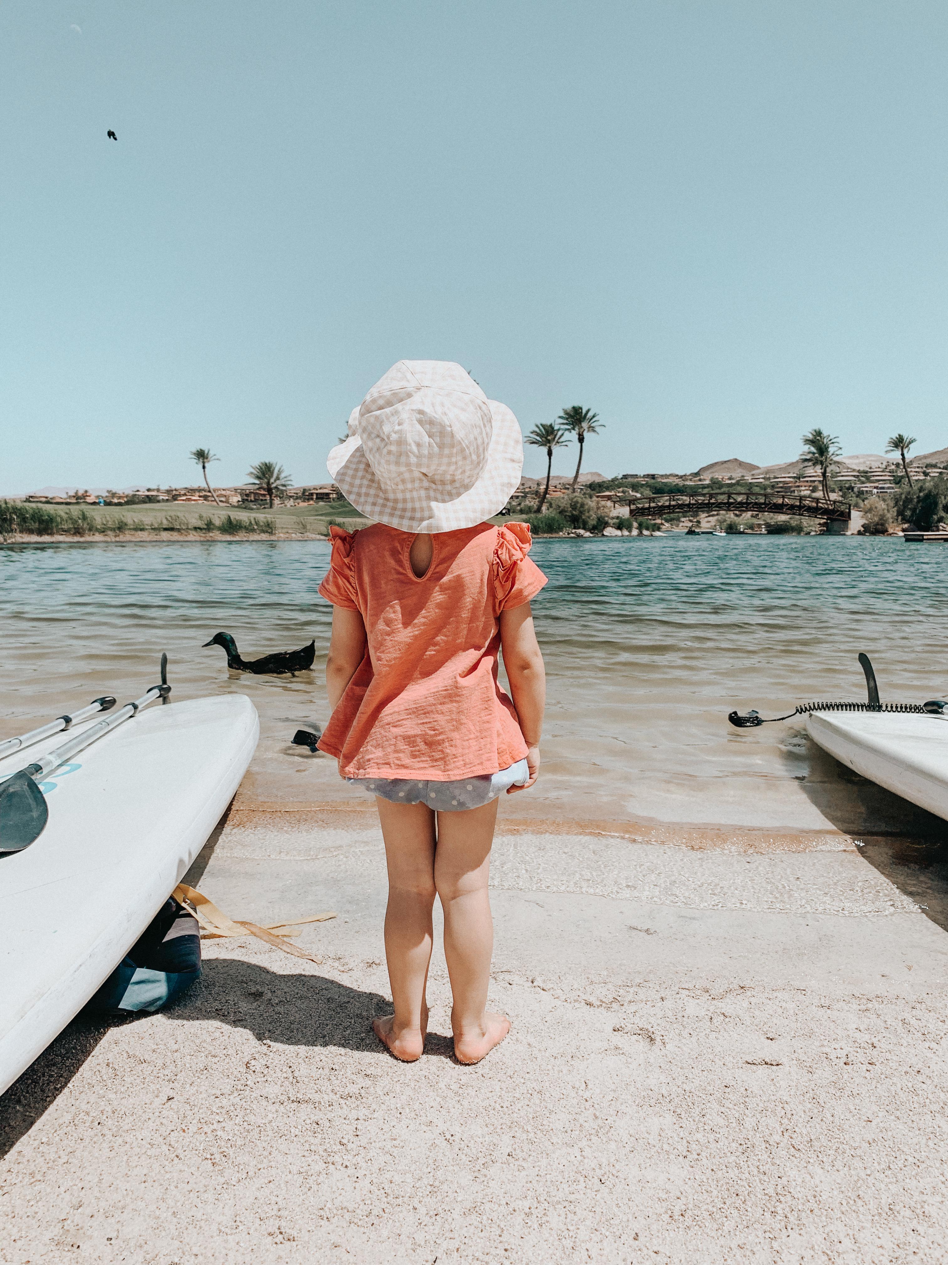 The Westin Lake Las Vegas - Beach - thecasualfree.com