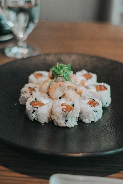 The Westin Lake Las Vegas - Marssa Sushi Plate - thecasualfree.com