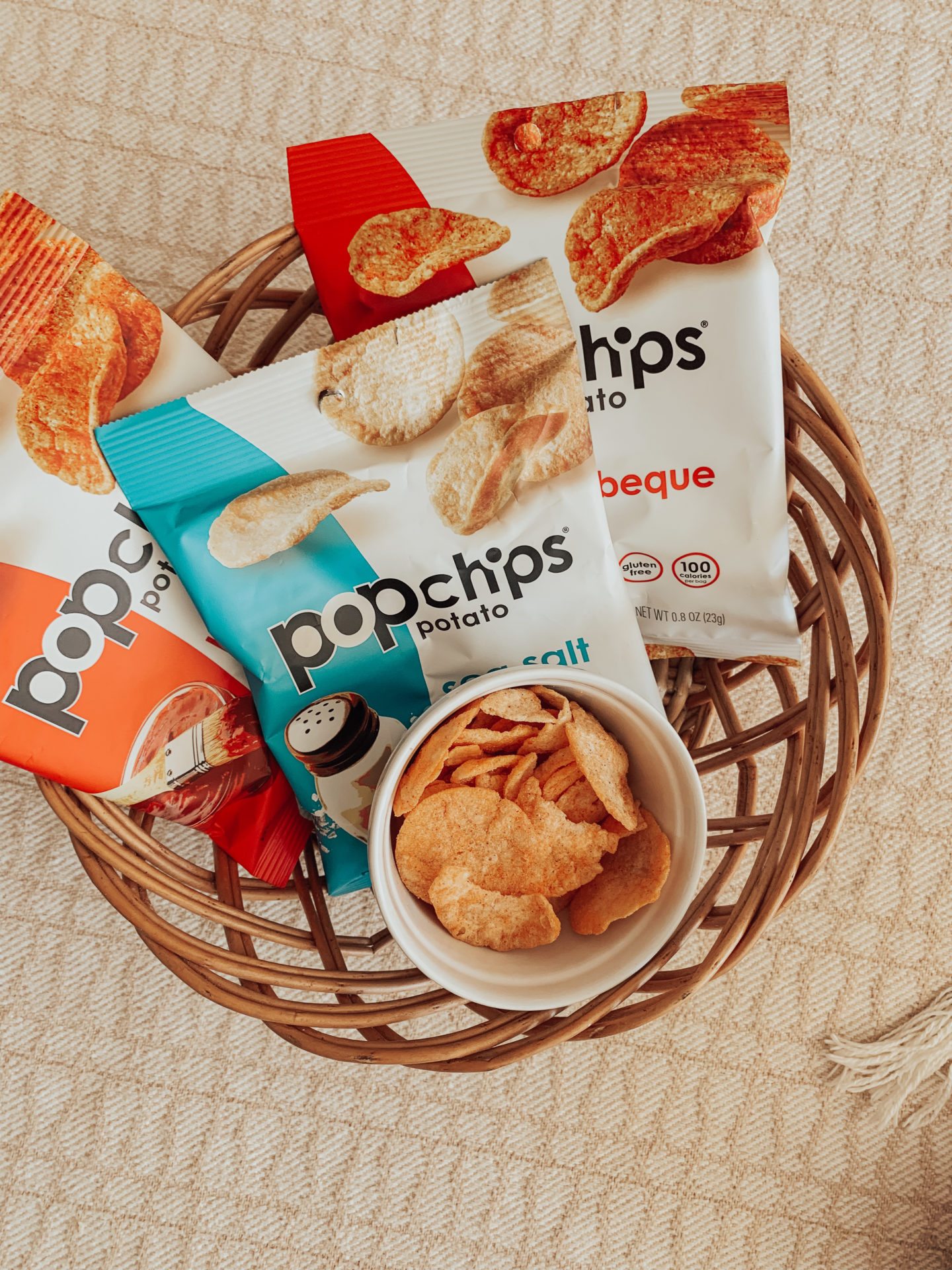 Babbleboxx PopChips Back To School Snacks - thecasualfree.com