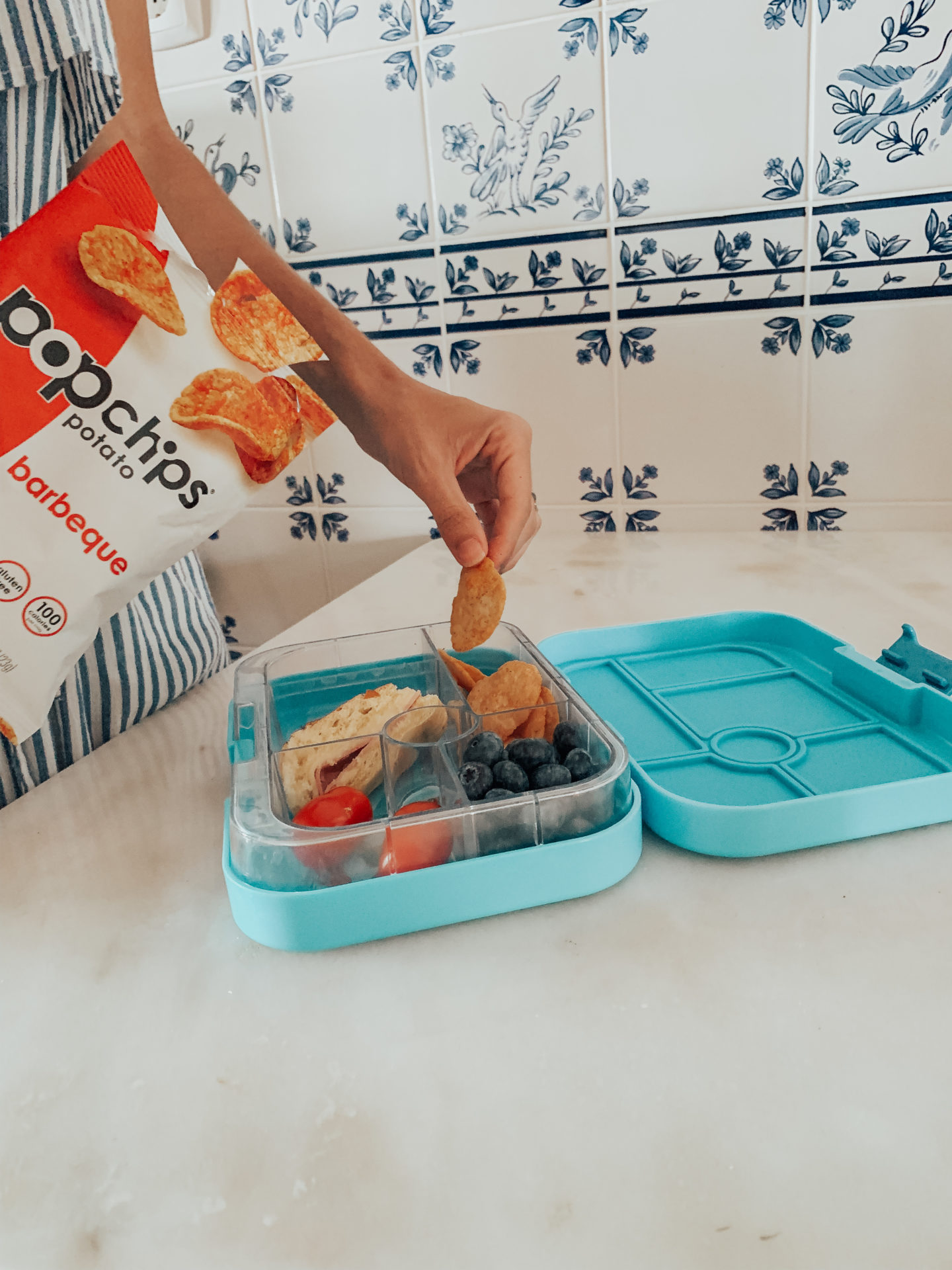 Babbleboxx Back To School Snacks - Popchips